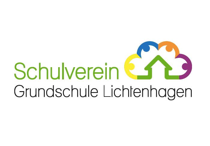 Logogestaltug Schule Schulverein