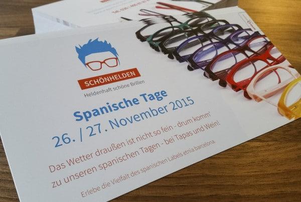 Flyer Event, Veranstaltungsflyer Schönhelden