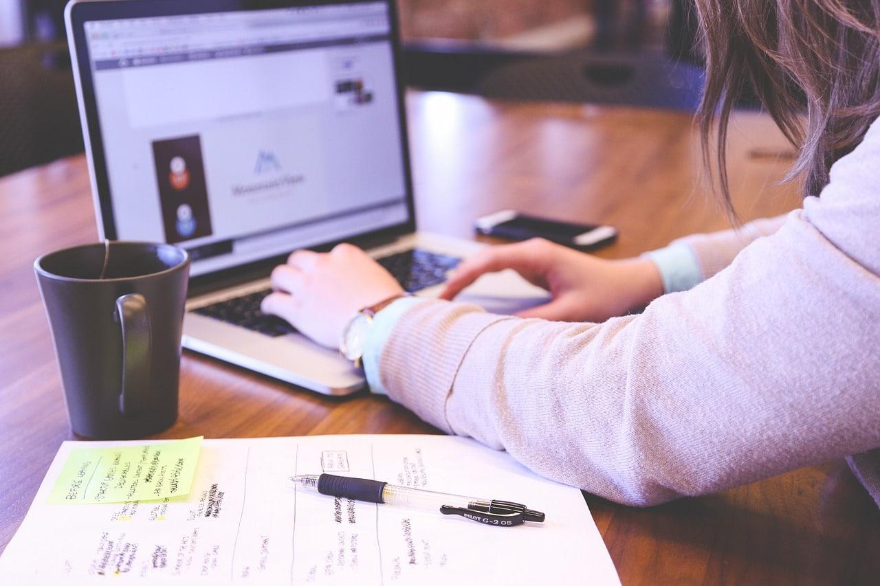 Besonderheiten bei der Textgestaltung einer Website