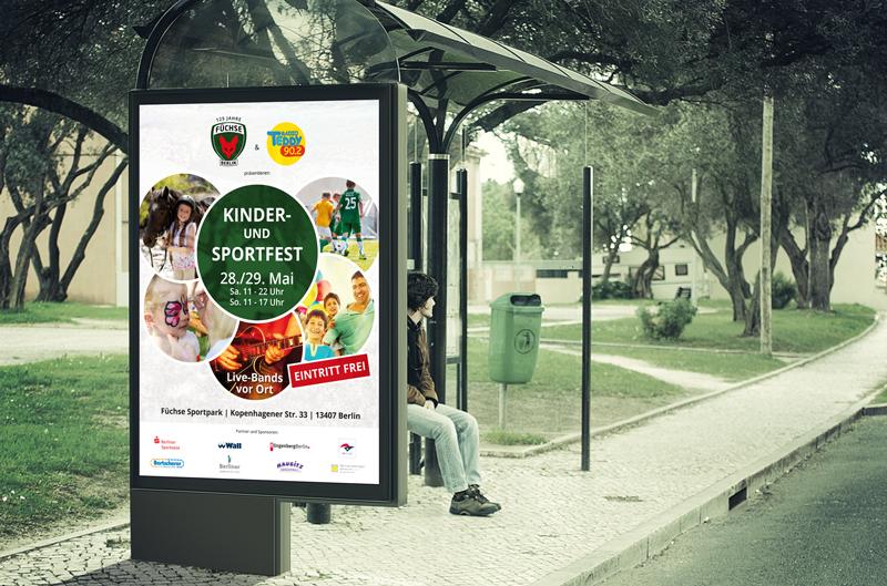 Plakat-Design Berlin - Werbeagentur
